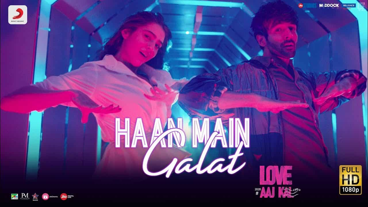 Haan Main Galat song Lyrics in Hindi