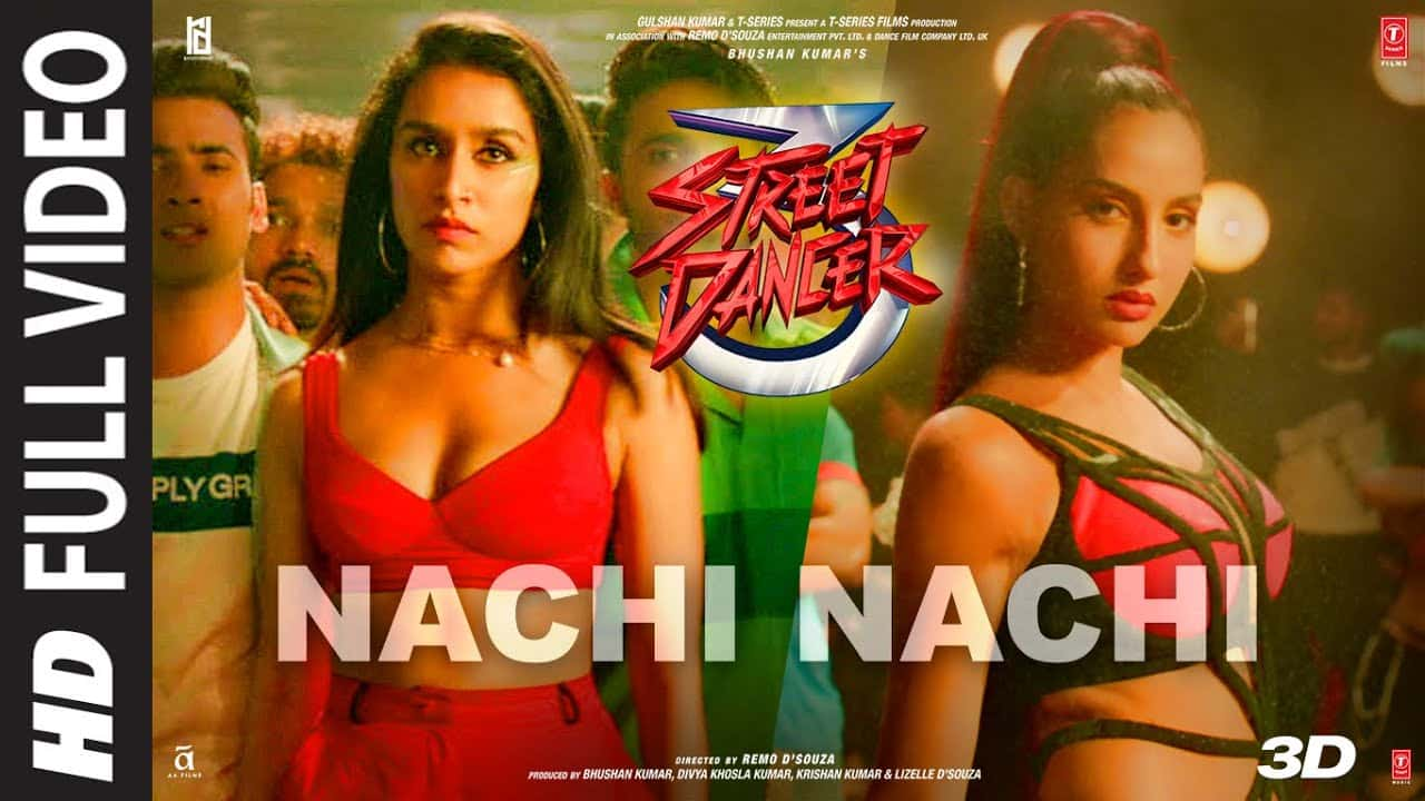 Nachi Nachi lyrics in English