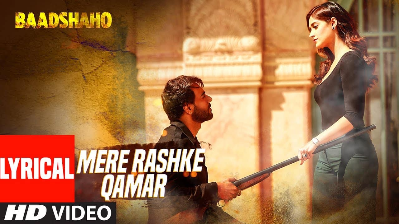 Rahat Fateh Ali Khan | mere rashke qamar lyrics Hindi