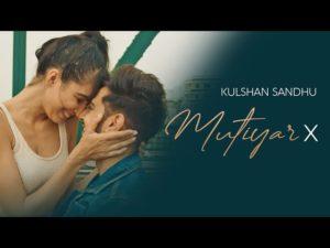 Mutiyar X lyrics | Ikwinder Singh | Latest Punjabi Songs 2020