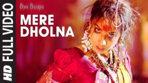 Shreya Ghoshal | mere dholna lyrics | Bhool Bhulaiyaa